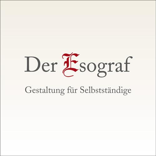 Der Esograf - Gestaltung. Kunst & Werbung