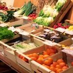Gemuese und Obst